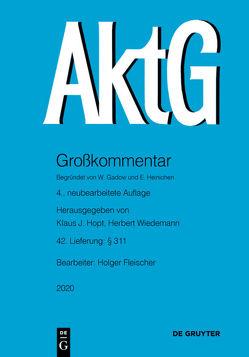 § 311 von Fleischer,  Holger