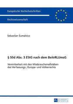 § 50d Abs. 3 nach dem BeitrRLUmsG von Sumalvico,  Sebastian
