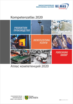 Атлас компетенций 2020 von Georgi,  Lars, Innovationsverbund Maschinenbau Sachsen VEMASinnovativ