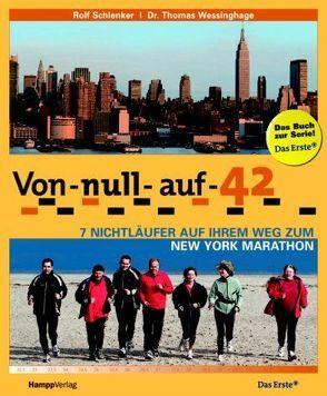 0-42 Marathon von Schlenker,  Rolf, Wessinghage,  Thomas