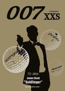 007 XXS 50 Jahre James Bond – Goldfinger von Morgenstern,  Danny, Schuhmann,  Tim