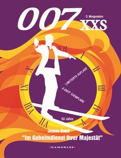 007 XXS – 50 Jahre James Bond – Im Geheimdienst Ihrer Majestät von Morgenstern,  Danny, Schuhmann,  Tim