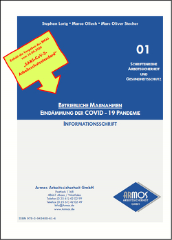 01 – Informationsschrift von Lorig,  Stephan, Ollech,  Marco, Stecher,  Marc Oliver