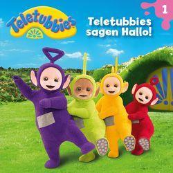 01: Teletubbies sagen Hallo! von Katz,  Matt, McCrorie-Shand,  Andrew, Wakonigg,  Daniela, Webb,  Richard
