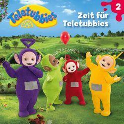 02: Zeit für Teletubbies von Katz,  Matt, McCrorie-Shand,  Andrew, Wakonigg,  Daniela, Webb,  Richard