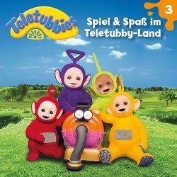 03: Spiel und Spaß im Teletubby-Land von Katz,  Matt, McCrorie-Shand,  Andrew, Wakonigg,  Daniela, Webb,  Richard