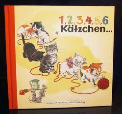 1, 2, 3, 4, 5, 6 Kätzchen von Hoffmann,  Anny, Peer,  Anne, Weilen,  Helene