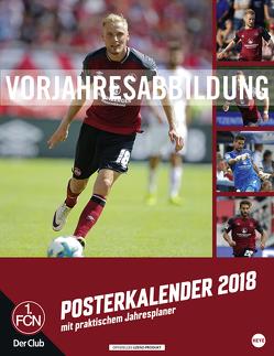 1. FC Nürnberg Posterkalender – Kalender 2019 von Heye