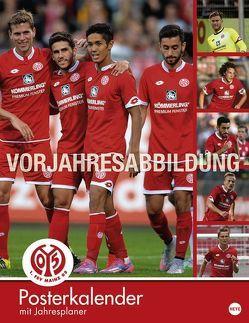 1. FSC Mainz 05 Posterkalender – Kalender 2017 von Heye