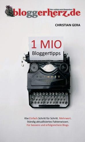 1 MIO Bloggertipps von Gera,  Christian