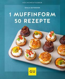 1 Muffinform – 50 Rezepte von Davidsson,  Giulia