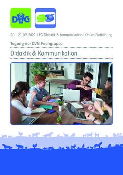 1. Tagung der DVG-Fachgruppe Didaktik und Kommunikation 2021