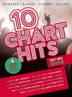 10 Charthits – Okt bis Dez 2018 von Bosworth Edition