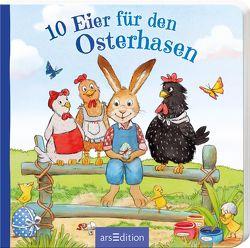 10 Eier für den Osterhasen von Hauenschild,  Lydia, Straub,  Sabine