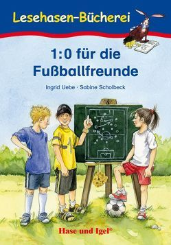 1:0 für die Fußballfreunde von Uebe,  Ingrid
