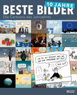 10 Jahre Beste Bilder von Diverse, Kleinert,  Wolfgang, Schwalm,  Dieter