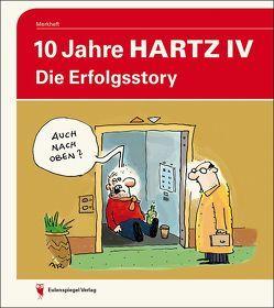 10 Jahre Hartz IV von Lonkowski,  Rolf