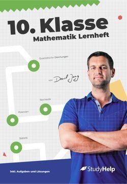10.Klasse Mathematik Lernheft von Jung,  Daniel