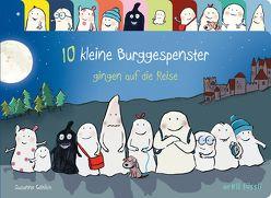 10 kleine Burggespenster gingen auf die Reise von Göhlich,  Susanne
