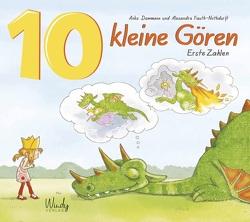 10 kleine Gören – Erste Zahlen von Dammann,  Anke, Fauth-Nothdurft,  Alexandra
