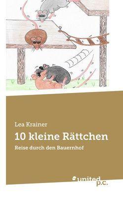 10 kleine Rättchen von Krainer,  Lea