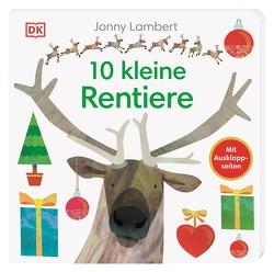 10 kleine Rentiere von Grimm,  Sandra, Lambert,  Jonny