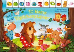 10 kleine Töpfchenpupser von Grimm,  Sandra, Kraushaar,  Sabine