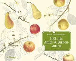 100 alte Apfel- und Birnensorten von Lienhard,  Luc, Pfau-Schellenberg,  Gustav