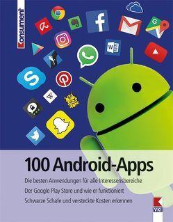 100 Android-Apps von Haubner,  Steffen