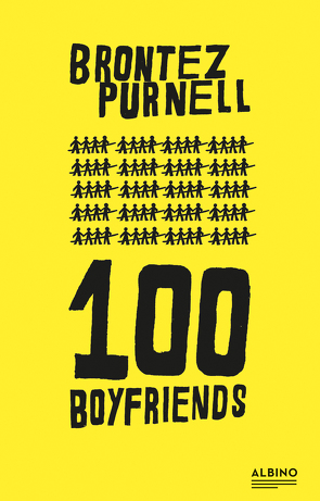100 Boyfriends von Fricke,  Harriet, Purnell,  Brontez