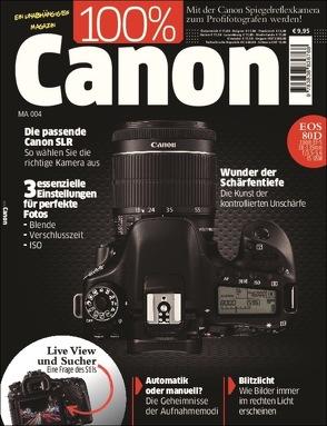 100 % Canon