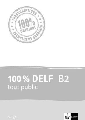 100 % DELF B2 tout public