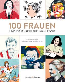 100 Frauen von Kranz,  Sabine, Ritter,  Annegret