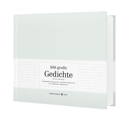 100 große Gedichte – Zweite Lieferung von Dosch,  Stefan, Heinze,  Rüdiger, Mayer,  Mathias, Mayr,  Richard, Ott,  Günter