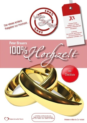 100% Hochzeit von Brauers,  Peter