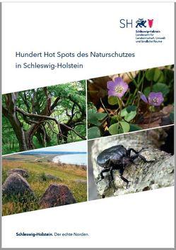 100 Hot Spots des Naturschutzes in Schleswig-Holstein von Beller,  josef