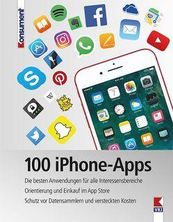 100 iPhone-Apps von Haubner,  Steffen