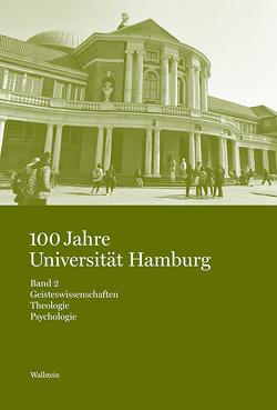 100 Jahre Universität Hamburg von Krause,  Eckart, Nicolaysen,  Rainer, Zimmermann,  Gunnar B.