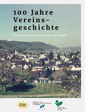 100 Jahre Vereinsgeschichte von Dumas-Christen,  Regina