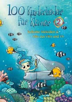 100 Kinderlieder für Klavier 2 von Bosworth Edition