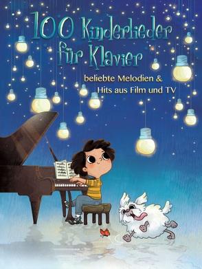 100 Kinderlieder für Klavier- beliebte Melodien & Hits aus Film und TV von Bosworth Edition