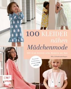 100 Kleider nähen – Mädchenmode von Cabie,  Evelien