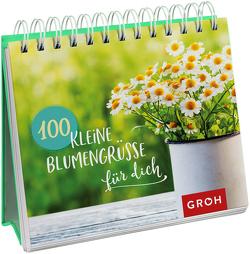 100 kleine Blumengrüße für dich von Groh,  Joachim