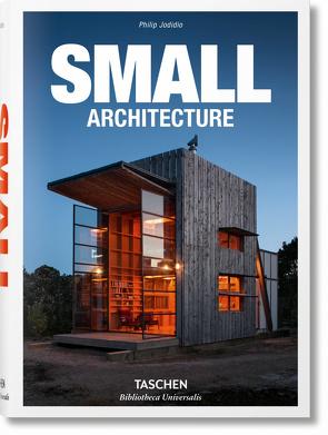 Small Architecture von Jodidio,  Philip