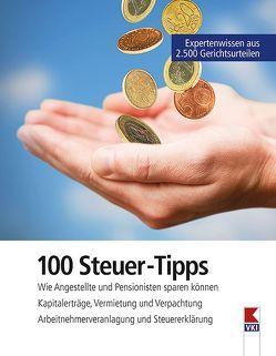 100 Steuer-Tipps von Lappe,  Manfred, Stagel,  Julius