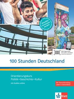 100 Stunden Deutschland von Butler,  Ellen, Kotas,  Ondrej, Sturm,  Martin, Sum,  Barbara, Wolf,  Nita Esther, Würtz,  Helga