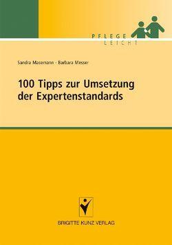 100 Tipps zur Umsetzung der Expertenstandards von Masemann,  Sandra, Messer,  Barbara