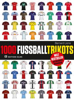 1000 Fußball-Trikots von Ancelotti,  Carlo, Lions,  Bernard
