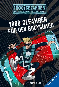 1000 Gefahren für den Bodyguard von Kampmann,  Stefani, Lenk,  Fabian