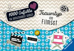 1000 Gefühle: Traumtyp am Filmset von Liepins,  Carolin, THiLO